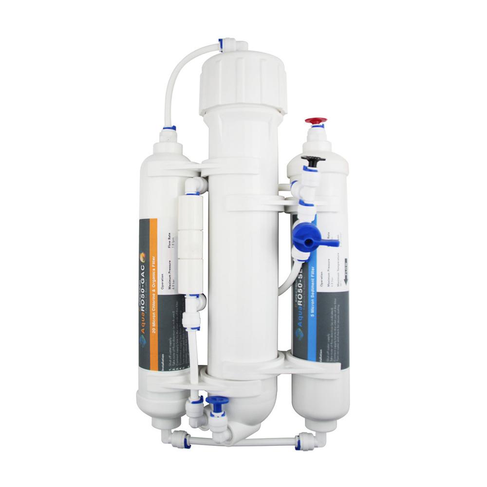 Aquatics RO System For Saltwater Marine & Discus (AQUARO50)